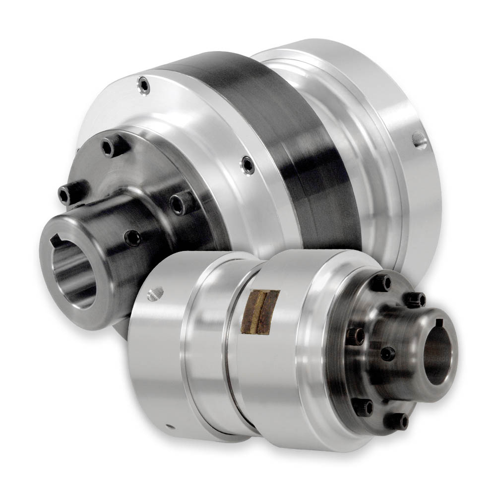 Air Engaged Clutch Mechanisms With Couplings
