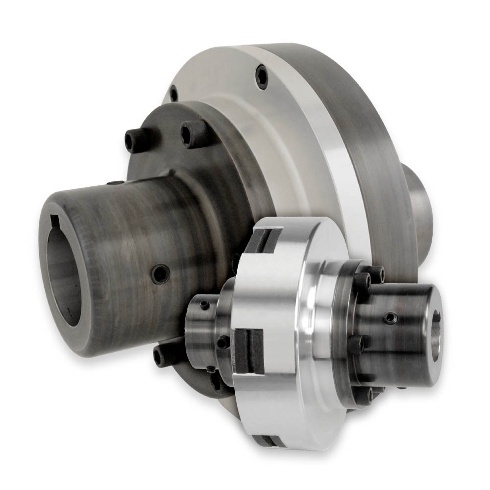 Mechanical Friction Torque Limiter Mechanisms with Couplings