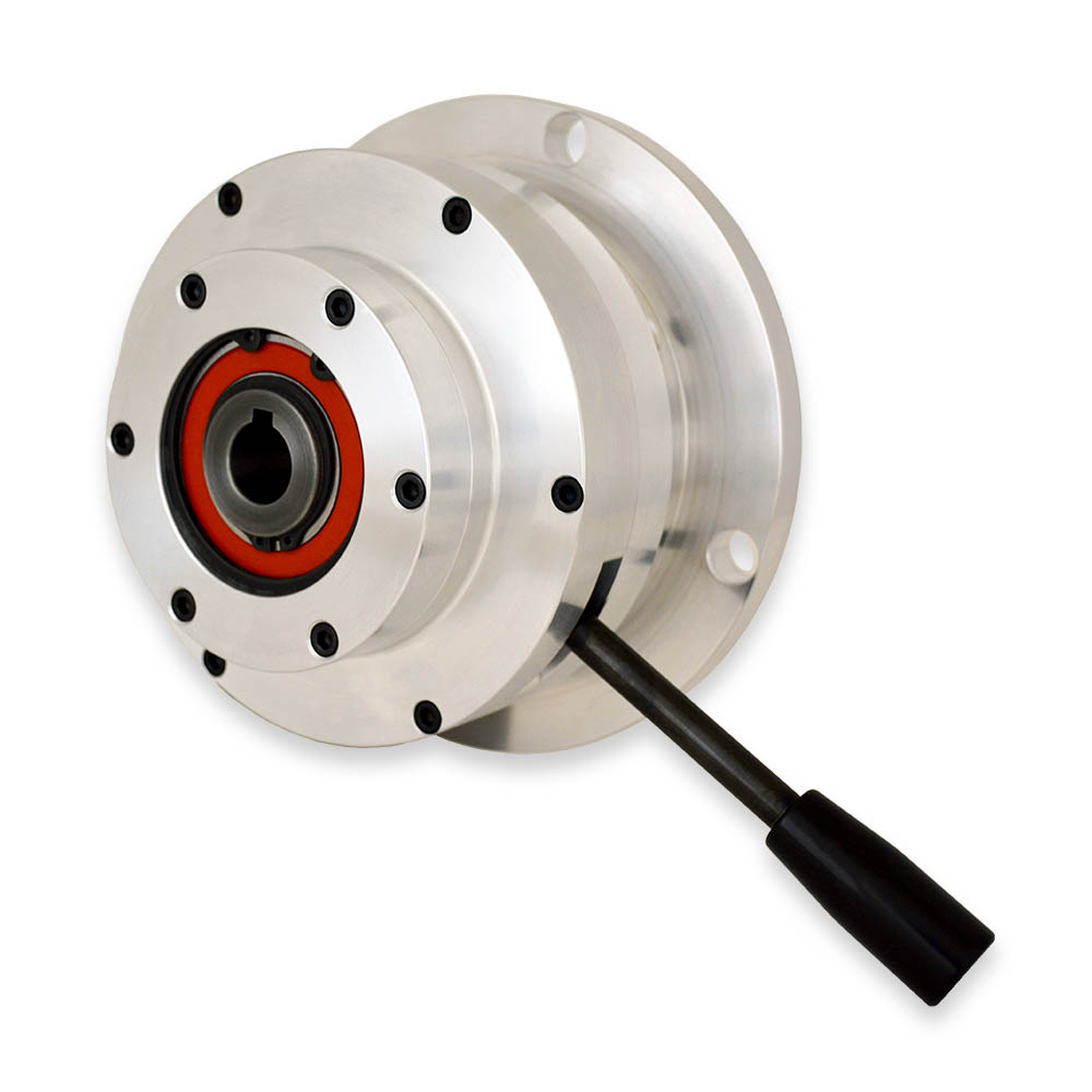 Brake With Manual Release Option