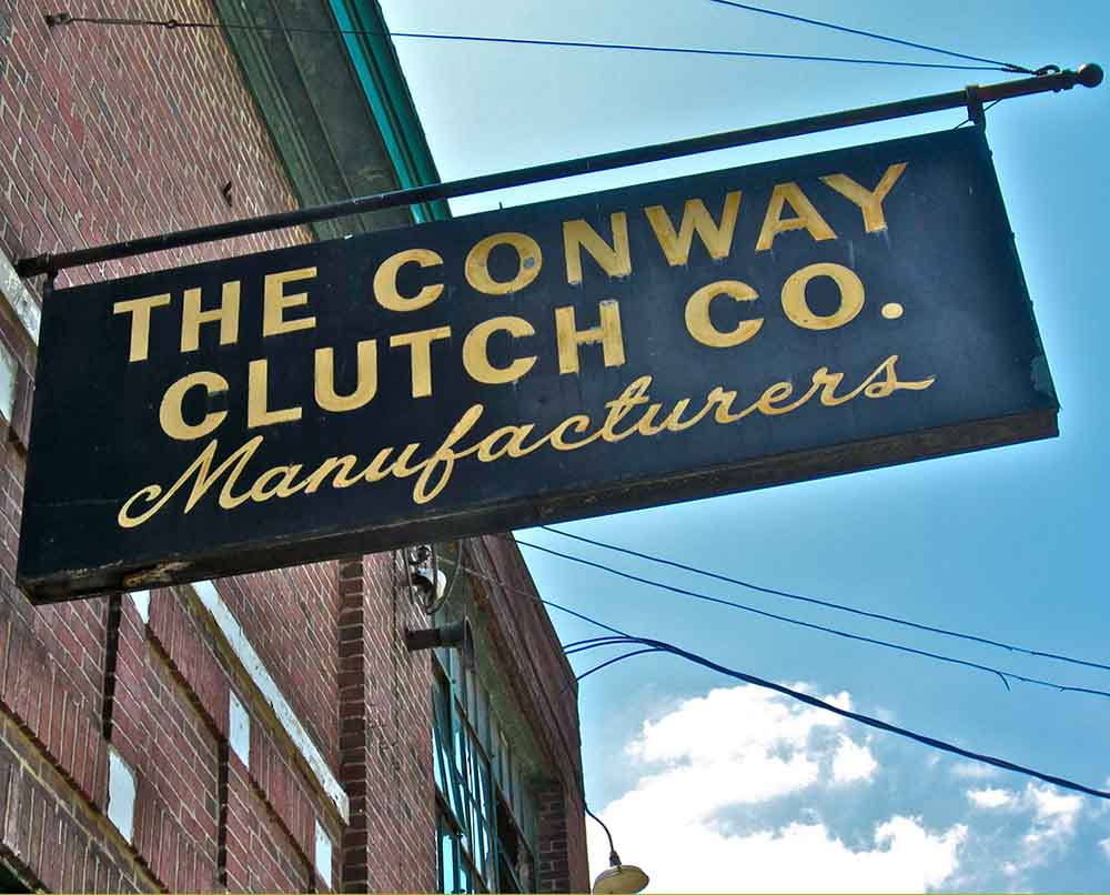 Conway Clutch Replacements